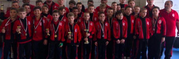 Budapest-bajnokság, kadet válogató és junior nemzetközi verseny