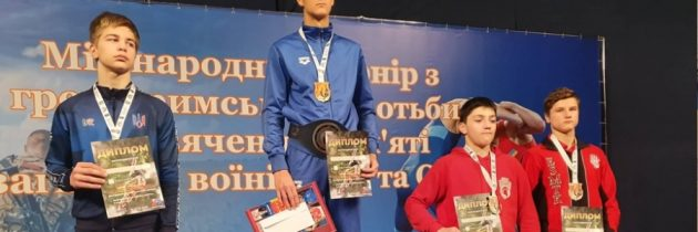 Kovács Olivér bronzérmes lett Kijevben