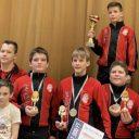 Taroltak a diák I-es szabadfogású bajnokságon