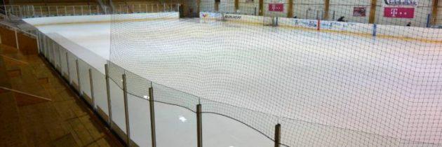 Megnyílt a jégcsarnok