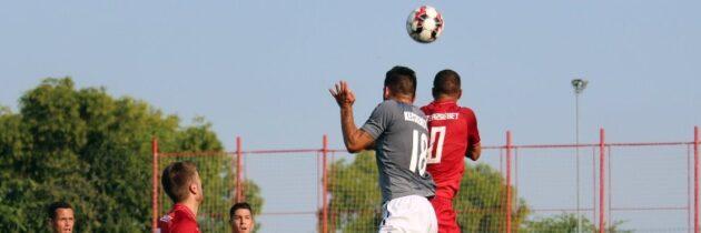 Negyedszer gól nélkül, harmadszor vereség