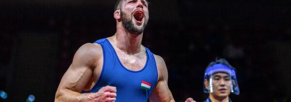 Szőke Alex ötödik lett élete első olimpiáján