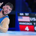 Szőke Alex világbajnoki ezüstérmes